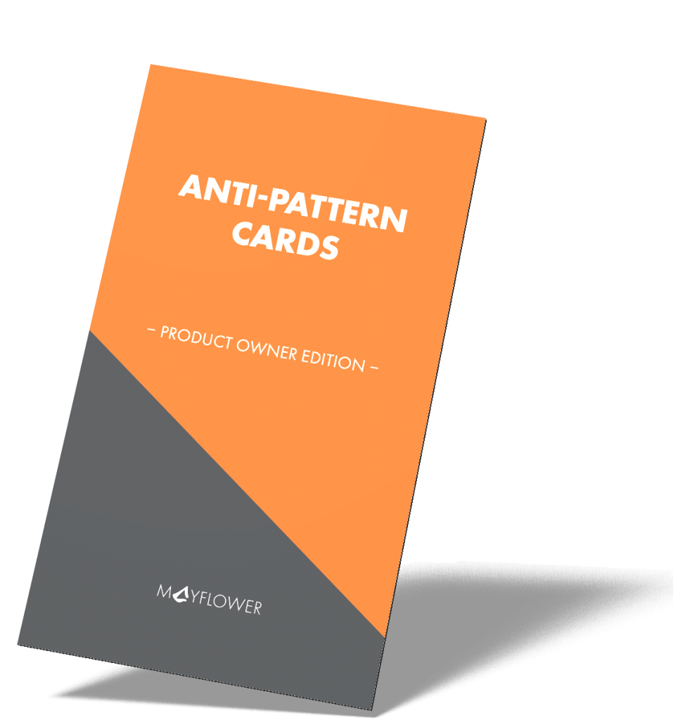 Anti-Pattern Cards Product Owner Edition