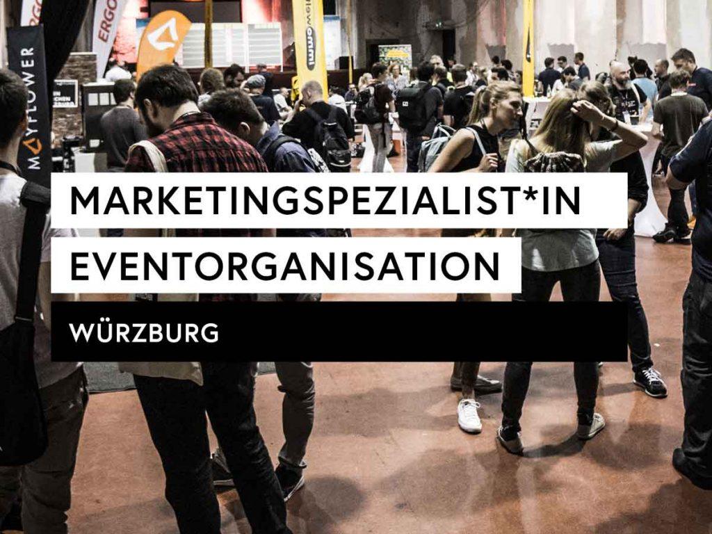 Marketingspezialist_in Eventorganisation