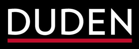 Logo Duden